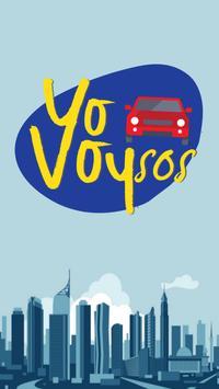 Yo Voy SOS poster
