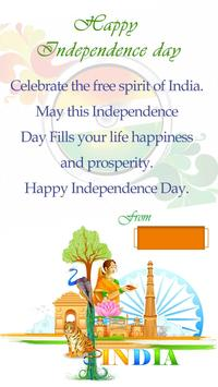 Happy Independence Day Wishes poster