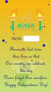 Happy Independence Day Wishes screenshot 4