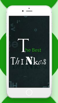 The Best Thinkers poster