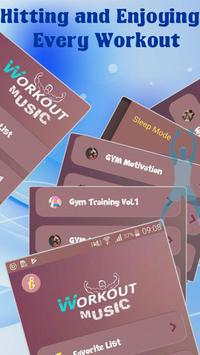Workout Music apk screenshot