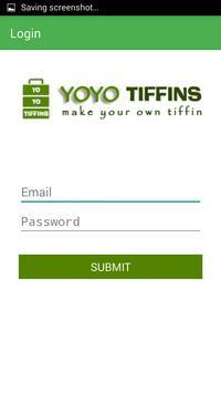 YoYoTiffin screenshot 1