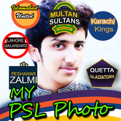 My PSL Photo Maker and Profile Picture DP Editor icon