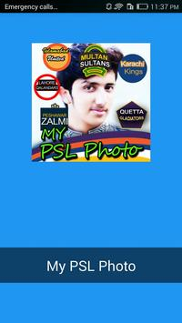 My PSL Photo Maker and Profile Picture DP Editor poster