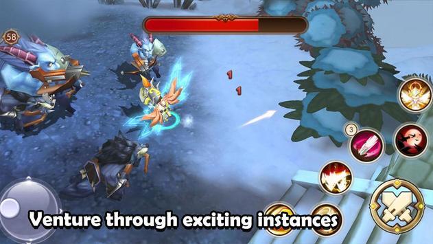 Legend of Brave screenshot 3