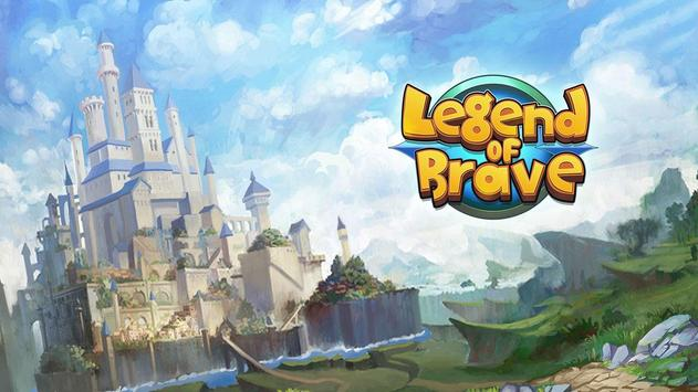 Legend of Brave Cartaz
