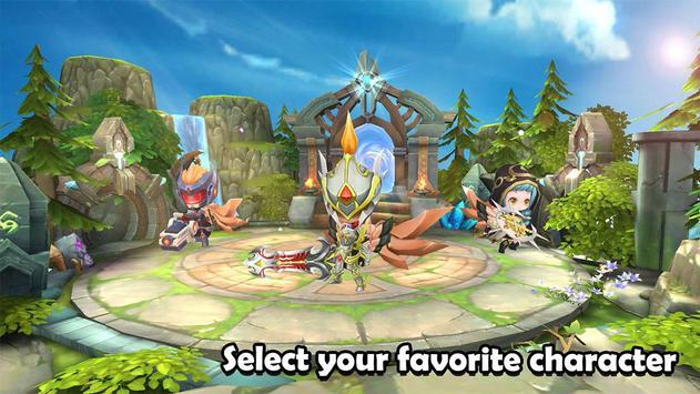 Legend of Brave screenshot 1