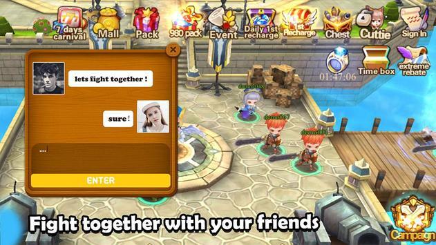 Legend of Brave screenshot 4