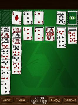 Simply Solitaire HD apk screenshot