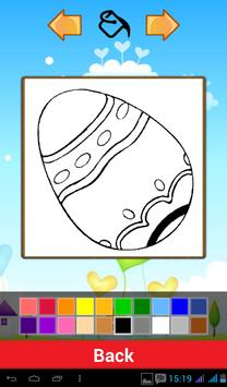 Easter Egg Coloring Games poster