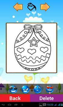 Easter Egg Coloring Games screenshot 1