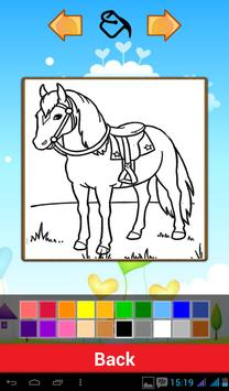 Horse Coloring Games APK Download - Free Educational GAME for ...