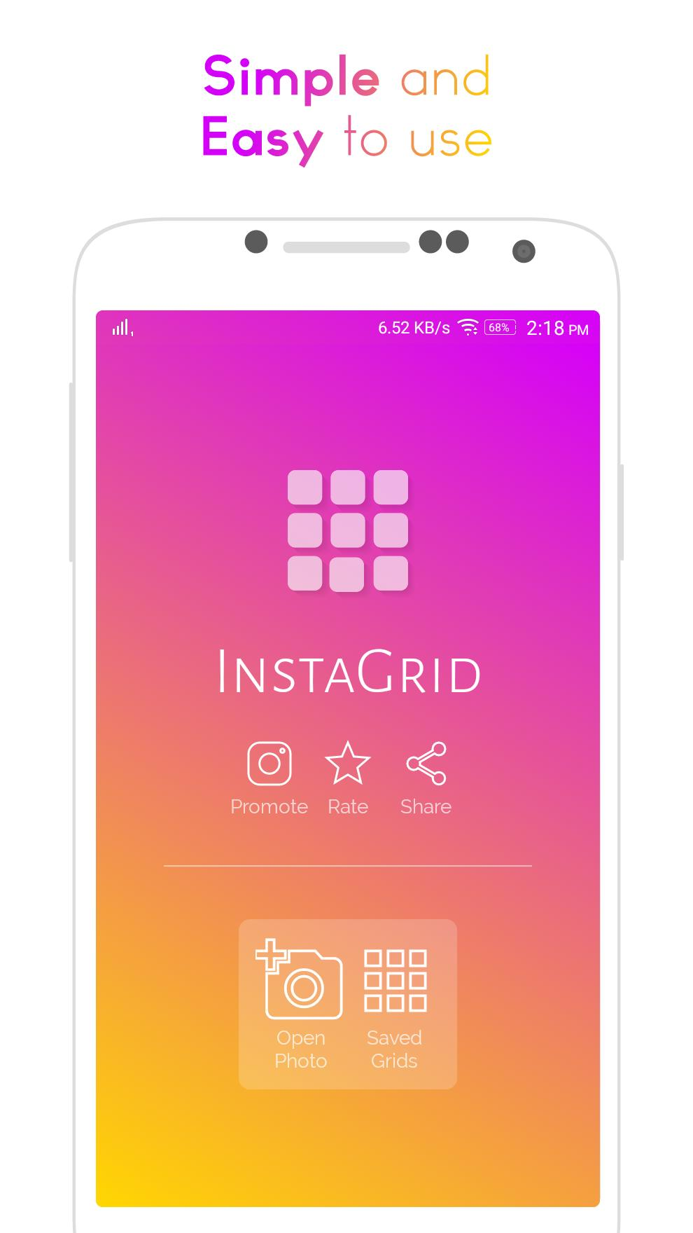 9 Cut Grids for Instagram for Android - APK Download