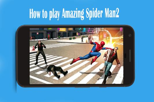 Guide Amazing Spider Man 2 poster