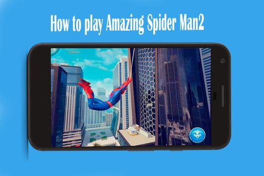 Guide Amazing Spider Man 2 apk screenshot