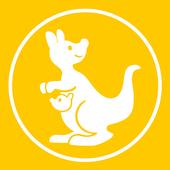 袋鼠供应链 icon