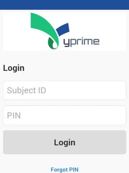 YPrime OPC 2065-5 apk screenshot