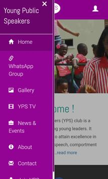 Young Public Speakers screenshot 1