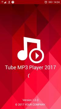 Tube MP3 Music Player 2017 poster