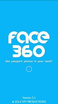 Face 360 - Passport Photo App poster