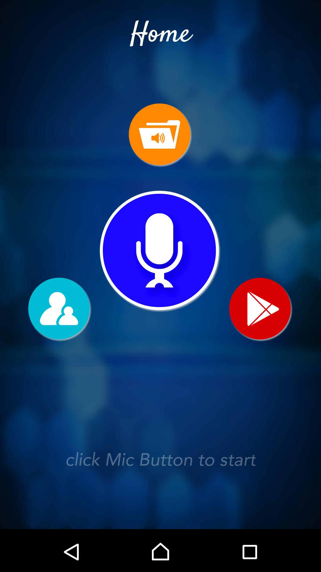 Voice Changer Jarvis for Android - APK Download