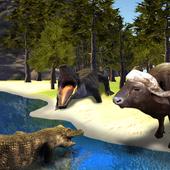 Nile crocodile Simulator 3D icon
