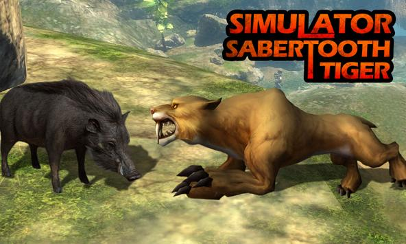 Simulator: Sabertooth Tiger screenshot 3