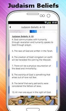 BELIEFS OF JUDAISM screenshot 2