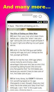 DATING AN OLDER MAN for Android - APK Download