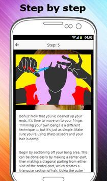 HOW TO CUT YOUR OWN HAIR screenshot 2