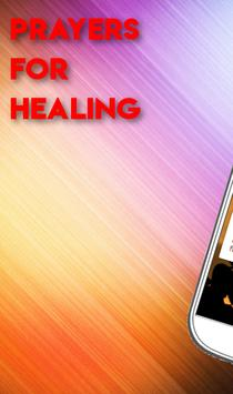 PRAYERS FOR HEALING poster