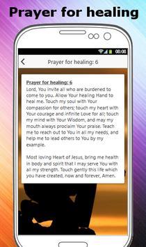 PRAYERS FOR HEALING screenshot 2