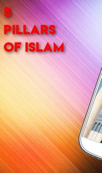 5 PILLARS OF ISLAM poster