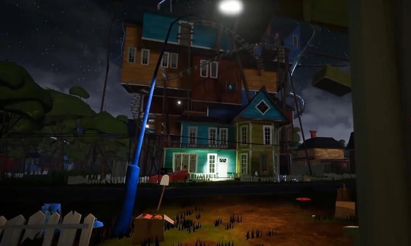 Guide For Hello Neighbor Act 3 For Android Apk Download