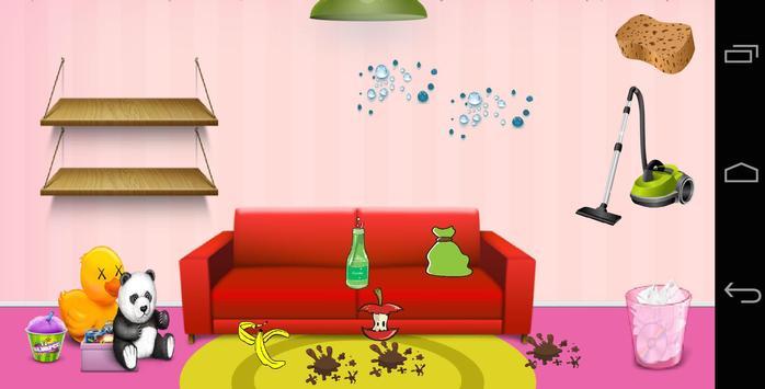 Clean your room Melisa screenshot 2