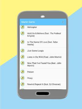 Martin Garrix Songs All poster