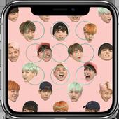 ARMY BTS Lock Screen icon