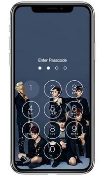 ARMY BTS Lock Screen screenshot 1