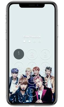 ARMY BTS Lock Screen screenshot 2