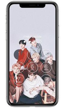 BTS Lock Screen screenshot 4