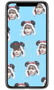 BTS Lock Screen screenshot 5