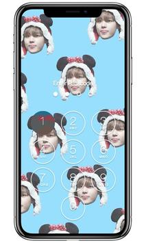 ARMY BTS Lock Screen screenshot 5