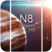 Note 8 HD Wallpapers Free icon