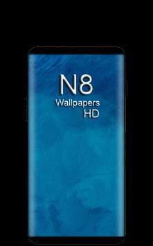 Note 8 HD Wallpapers Free screenshot 1