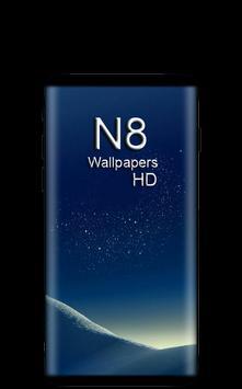 Note 8 HD Wallpapers Free screenshot 3