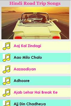 Road Trip Hindi Songs poster