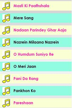 Road Trip Hindi Songs screenshot 1