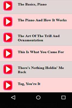 How To Play Piano Guide apk screenshot