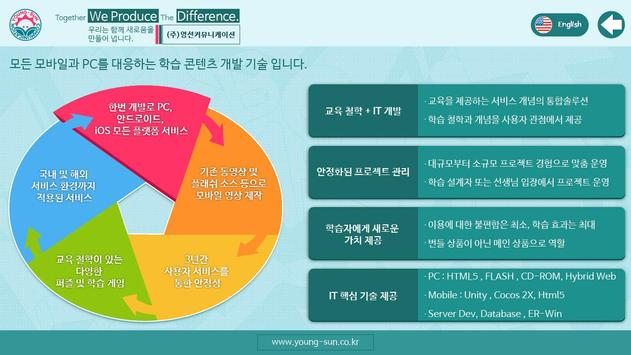 영선커뮤니케이션 회사소개 screenshot 1