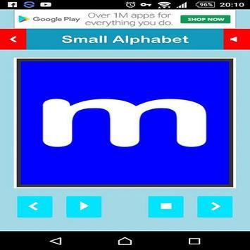 Alphabet ABC For Kids screenshot 3